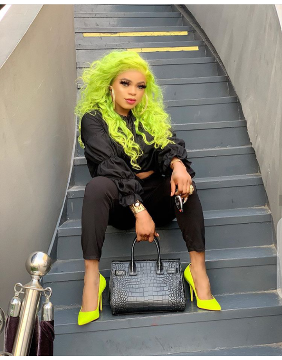 Bobrisky Surgeries Are Real' - Lady Confirms After Visiting Him (Photos) 1